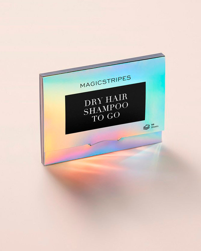 DRY HAIR SHAMPOO TO GO - MAGICSTRIPES