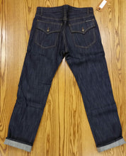 George Rafael Red Line Selvage Denim