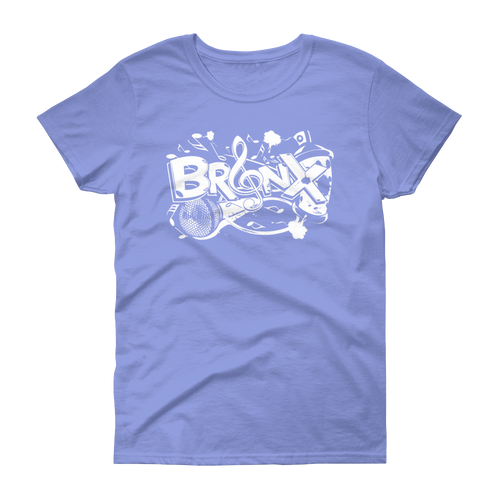 Hailing From The Bronx  Womens Tee
