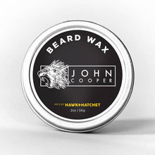 """Hawk & Hatcher"" John Cooper Signature Beard Wax"