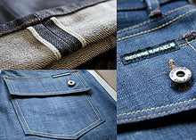 George Rafael Blue Selvage Denim