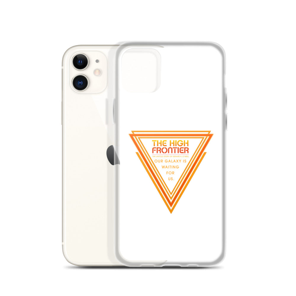 The High Frontier iPhone Case