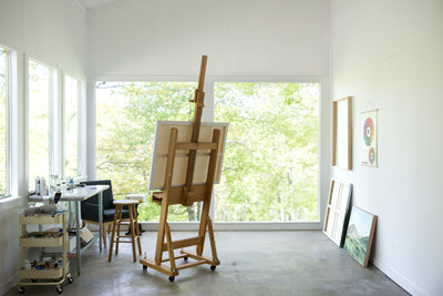 HOW TO SET UP YOUR STUDIO SPACE.