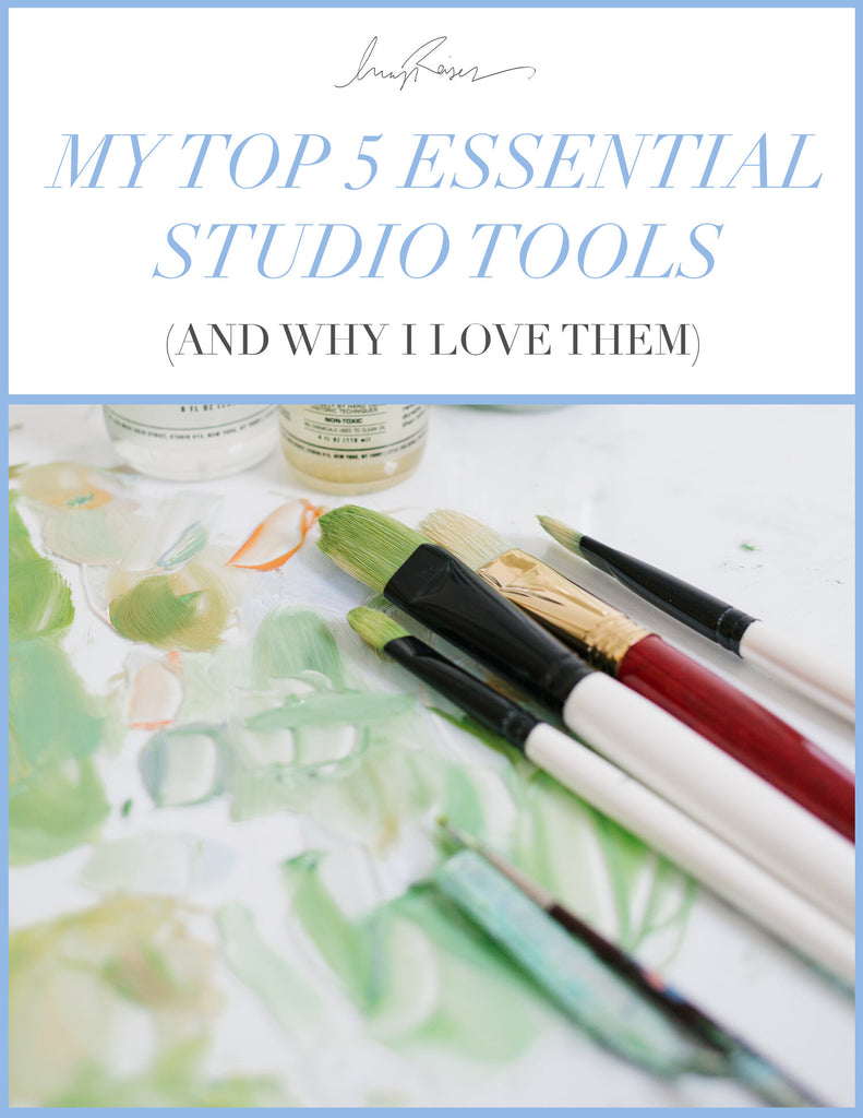 My top 5 essential studio tools and why i love them cover
