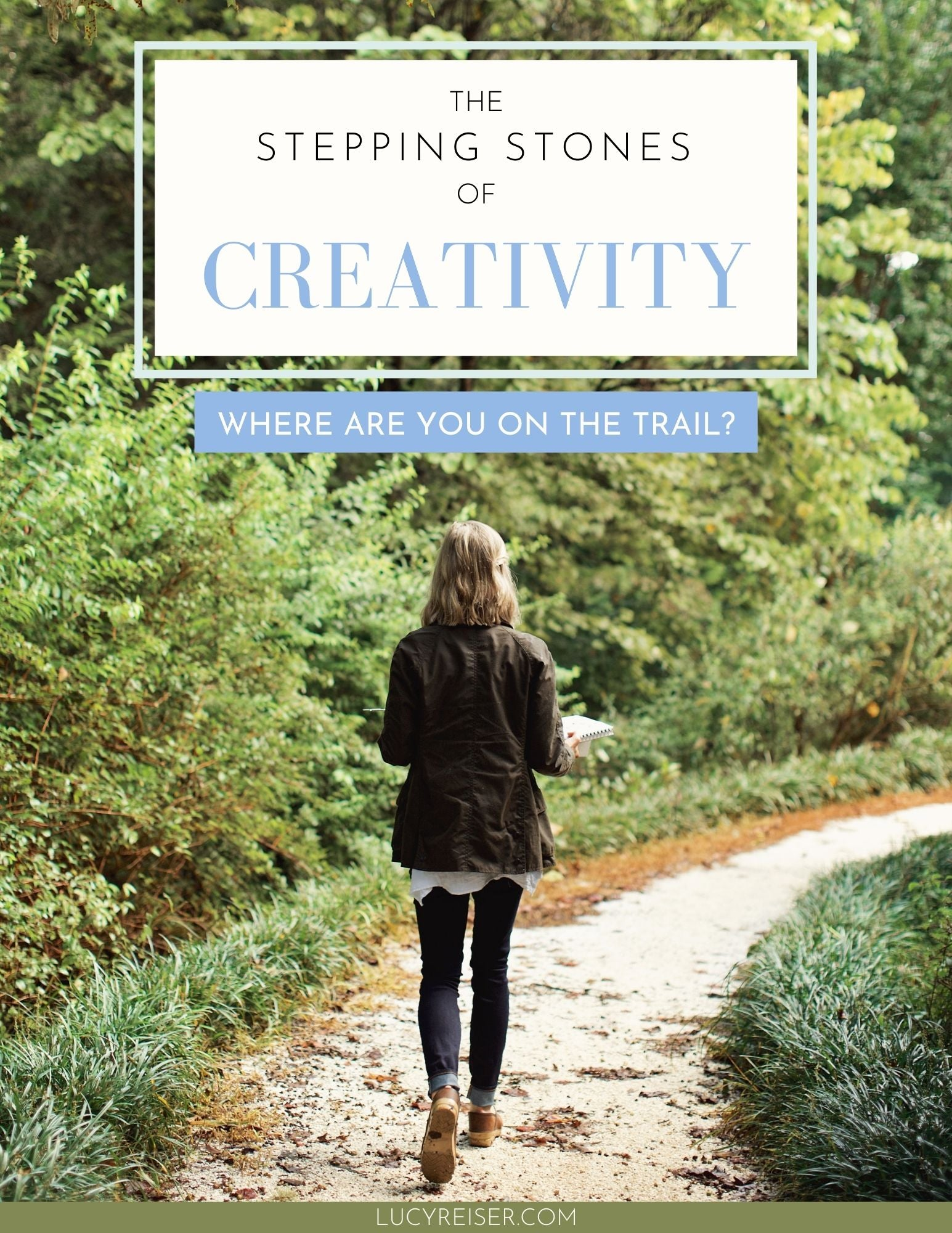 The Stepping Stones of Creativity Workbook