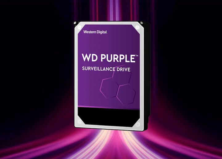 Bolide Technology Group will be showcasing Western Digital Purple Surveillance Hard Drive at ISC West 2021 in Las Vegas, Nevada