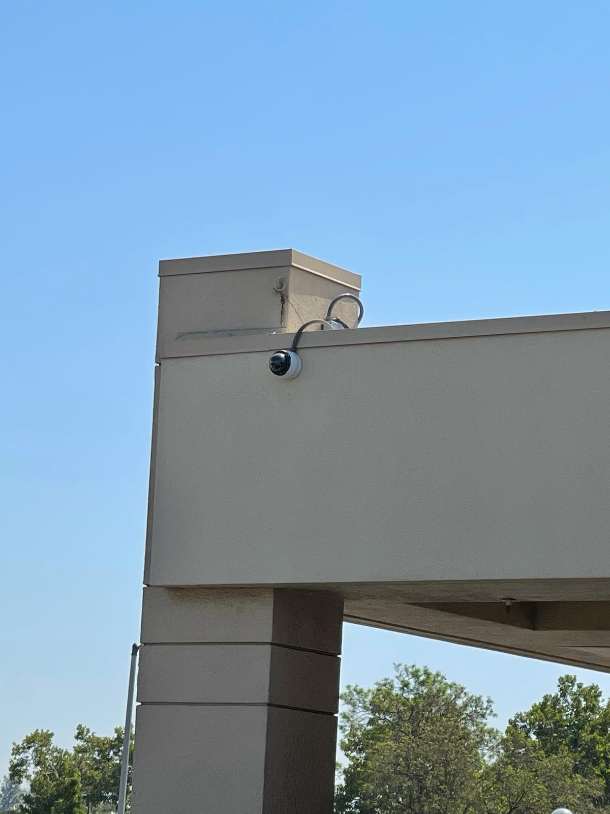 Chino Valley Medical Center, Upgraded old Coax System to New IP AI, IP Cameras  BN8029AVAIRAI, BN8029AI & BN8037AI