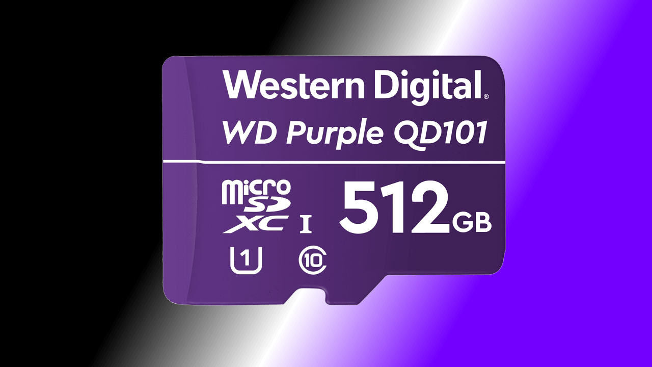 Bolide Technology Group will be showcasing Western Digital Purple MicroSD Card at ISC West 2021 in Las Vegas, Nevada