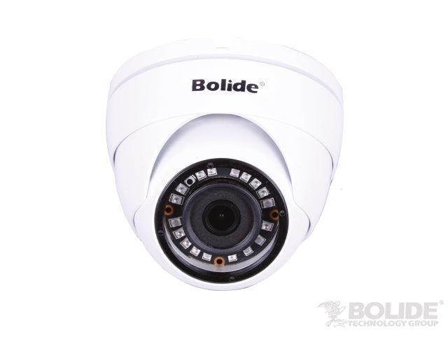 5MP / 2MP 2.8mm Fixed Lens Eyeball Camera White | BC1509IROD/28W