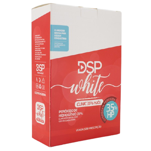 DSP White Clinic 35% Blanqueamiento Dental