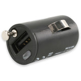 Ansmann Low-Profile USB Car Charger 1A