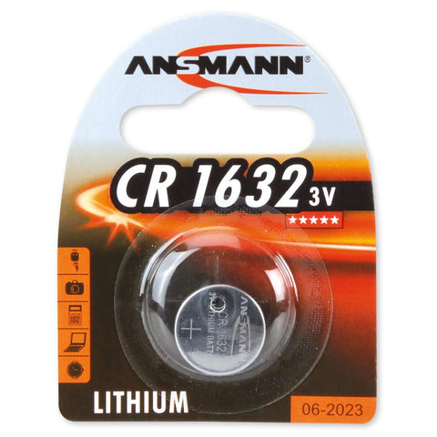 Lithium button cell CR1632