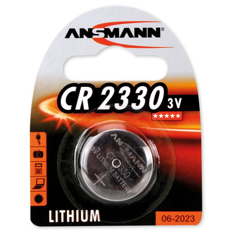Lithium button cell CR2330