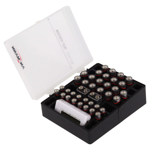 Battery Box 48 With Tester
