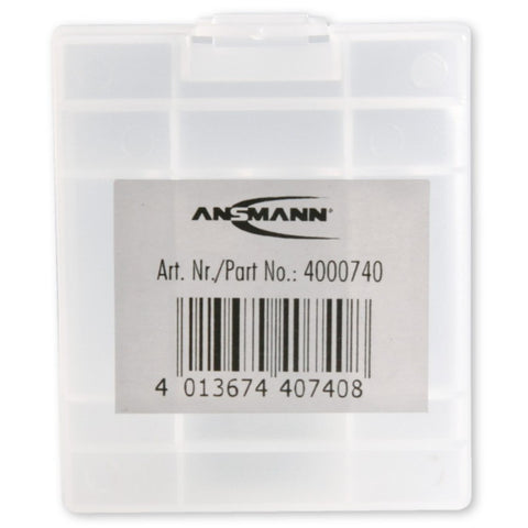 Battery Box for 4 pc AA/AAA