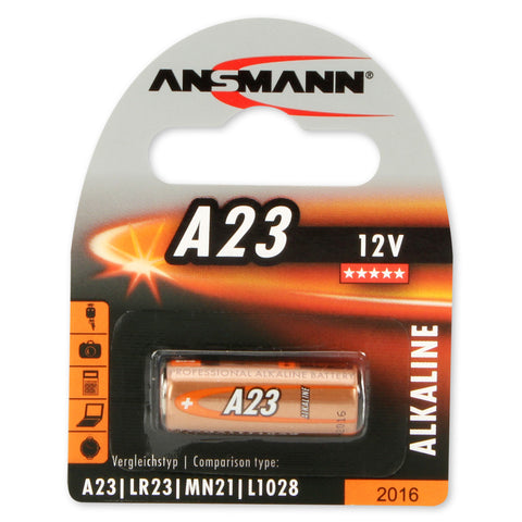 Ansmann Alkaline battery A23