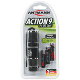 Ansmann Action 9 LED Flashlight