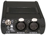 Fischer Amps Hard-wired In Ear Body Pack Headphone Amplifier 001100