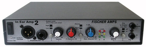 Fischer Amps In Ear Amp 2 Headphone Amplifier 001120/2