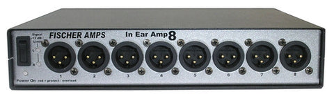 Fischer Amps In Ear Amp 8 Headphone Amplifier 001123