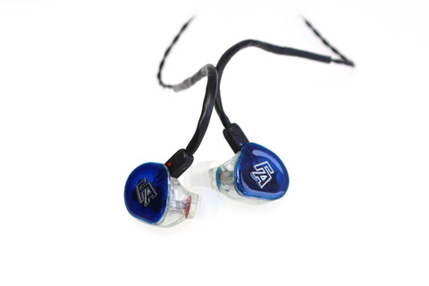 Fischer Amps Rhapsody Series - Premium In-Ear Monitors - Lithium Model