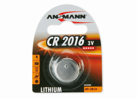 Ansmann CR2016 Lithium Coin Cell