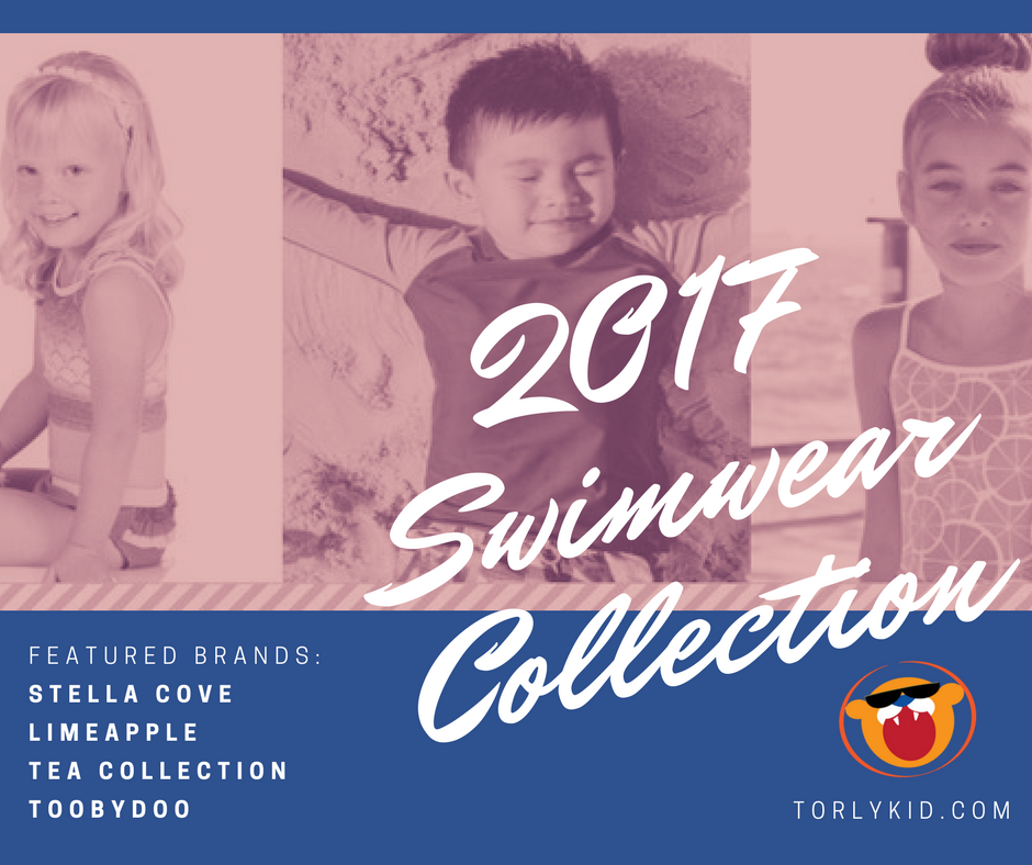 Torly Kid 2017 Swimwear Collection