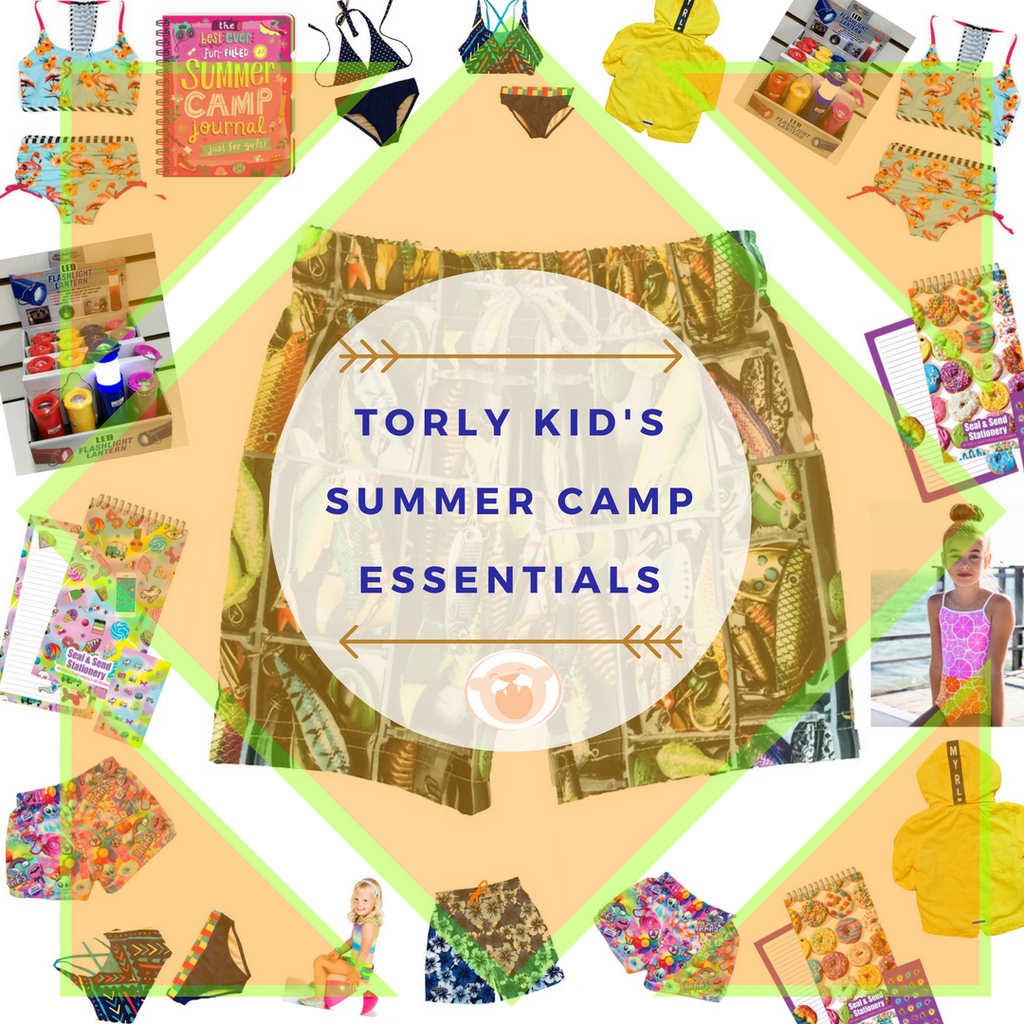 Five Summer Camp Essentials