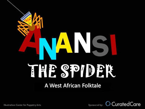 Anansi the Spider comes to Torly Kid!