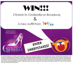 Torly Kid partners with Cinderella on Broadway