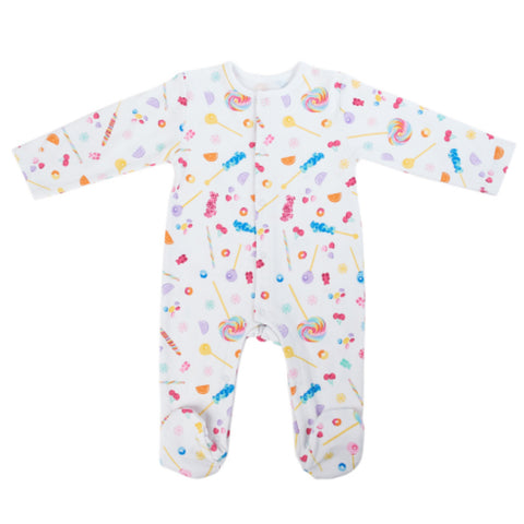 Dylan's Candy Bar Candy Spill Onesie