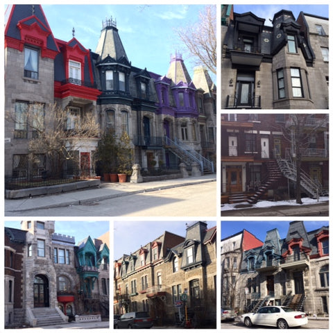 Montreal architecture