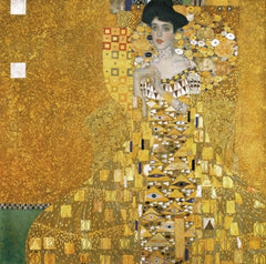 Woman in Gold Klimt