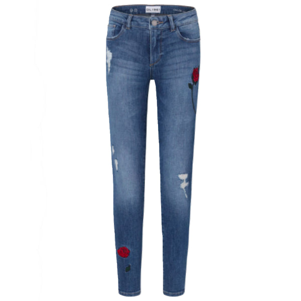 DL 1961 Chloe Jeans in Wannabe