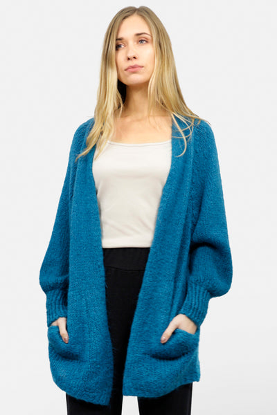 Cherubic Knitted Cardigan