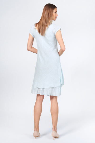 Last Chance 12 Linen/Cotton Dress.