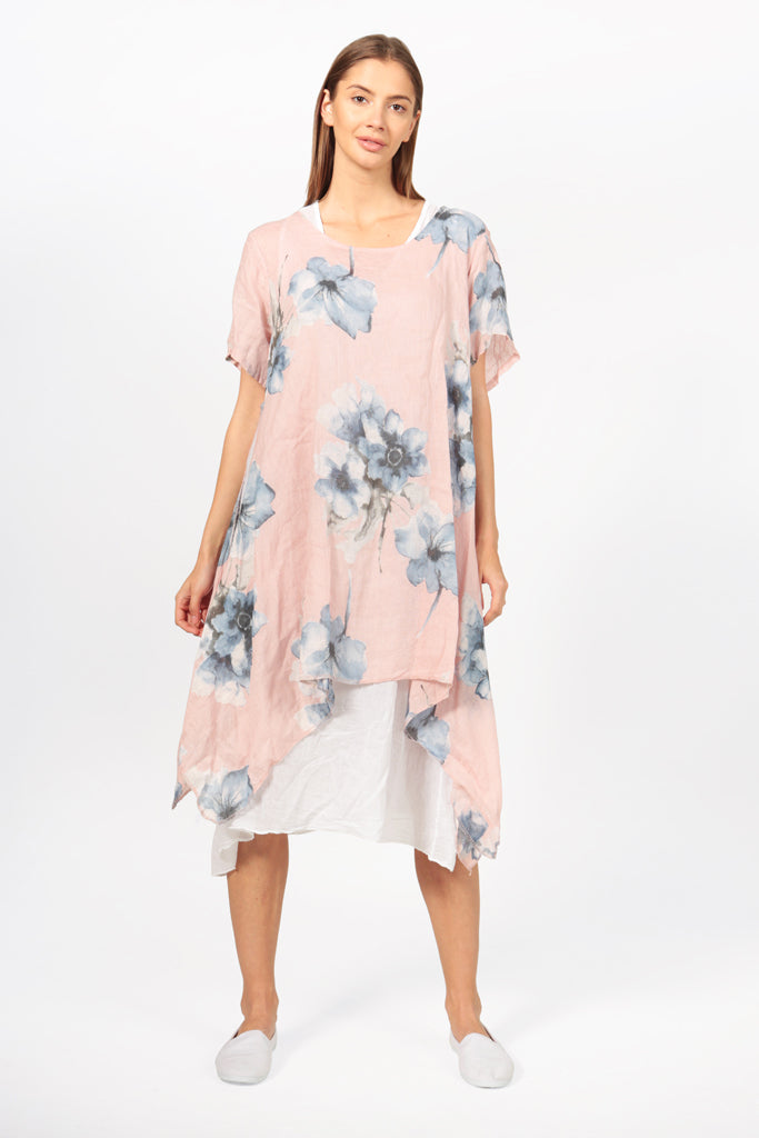 The Emissary Floral Dress