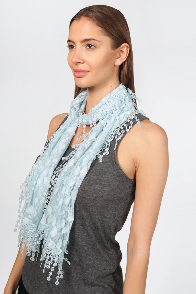 Last Chance 18 Lace Scarf