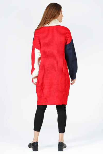 Maestro Knitted Dress