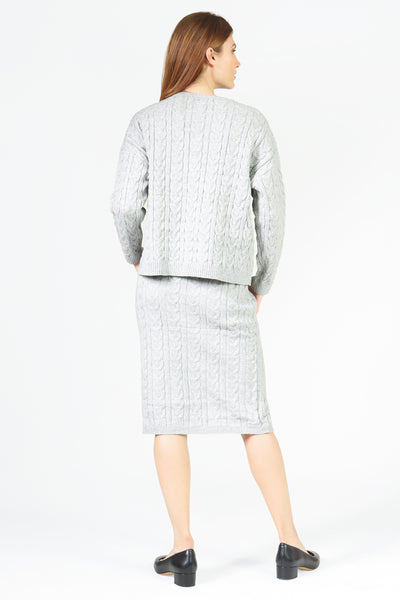 Aria Knitted Jumper