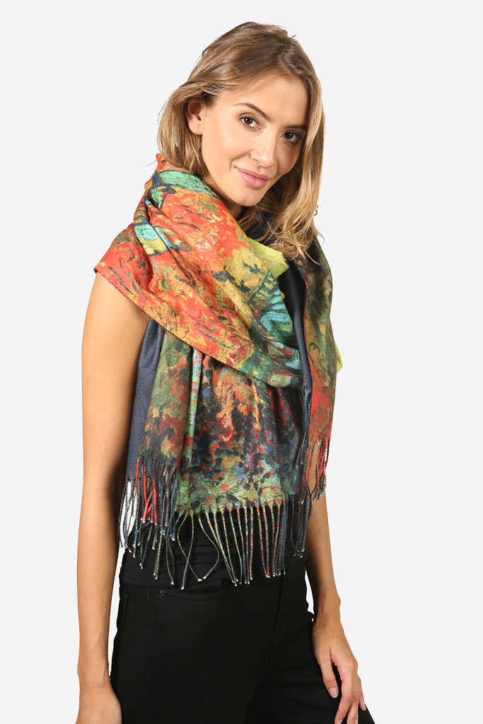 Easel Scarf 1