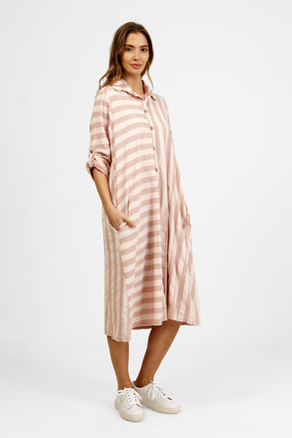 Cher Shirt Dress
