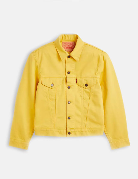 Levis Vintage Clothing 1960'S Trucker Jacket - Pampas Yellow