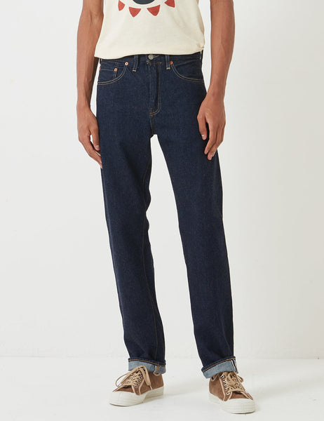 Levis Vintage Clothing 1954 501 Jeans - Rinse