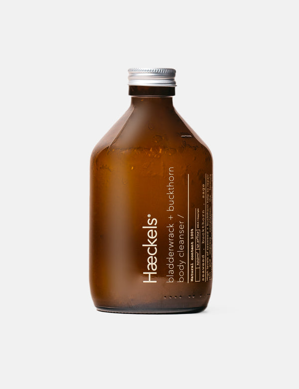 Haeckels Bladderwrack and Buckthorn Body Cleanser (300ml)