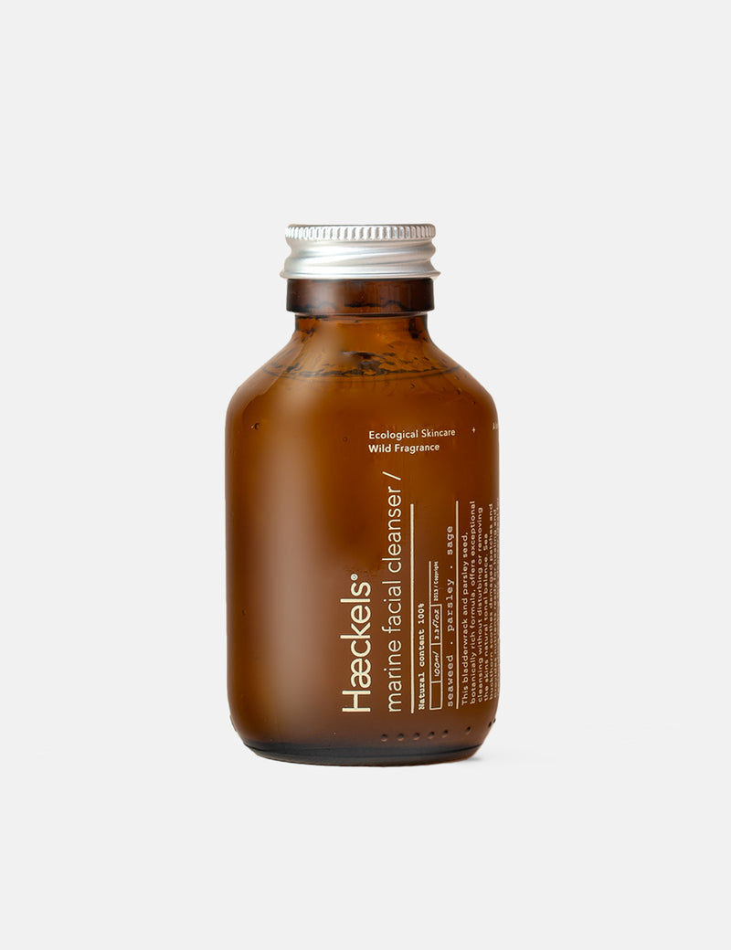 Haeckels Marine Facial Cleanser (100ml)