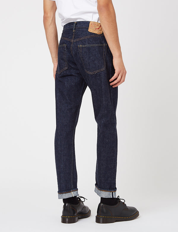 orSlow 107 Ivy League Slim Jeans - One Wash