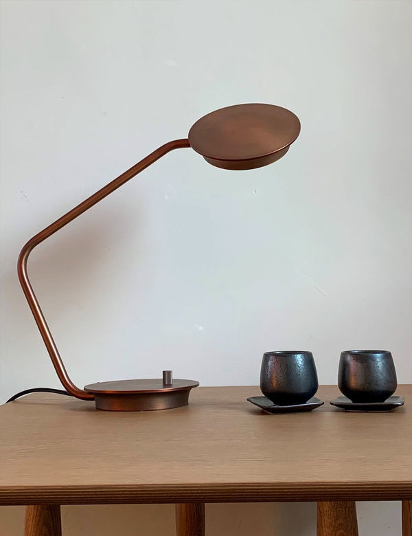 101 Copenhagen Modernist Table Lamp - Copper