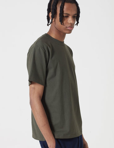Armor Lux Callac T-Shirt - Dark Green - Article
