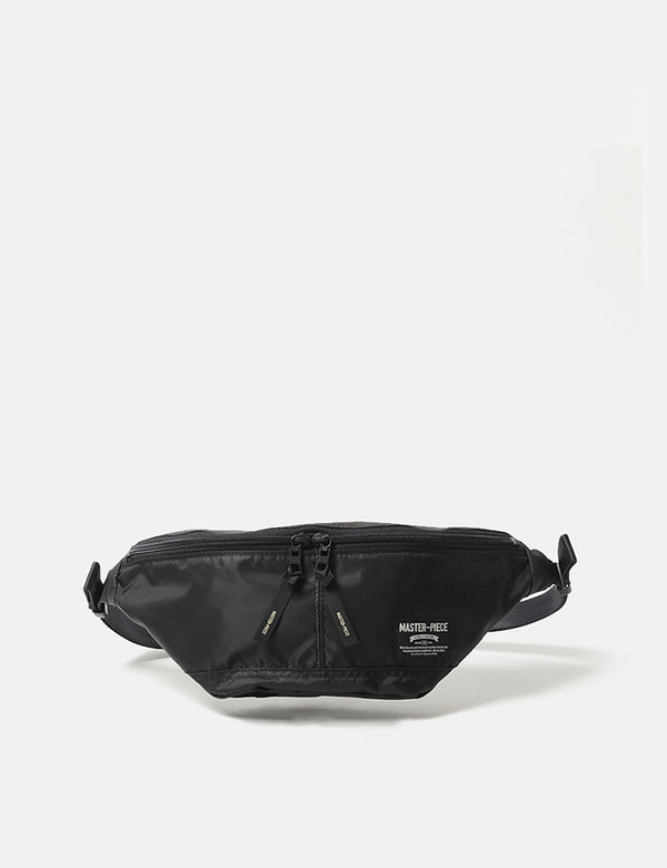 Master-Piece Rush Waist Bag (02220) - Black